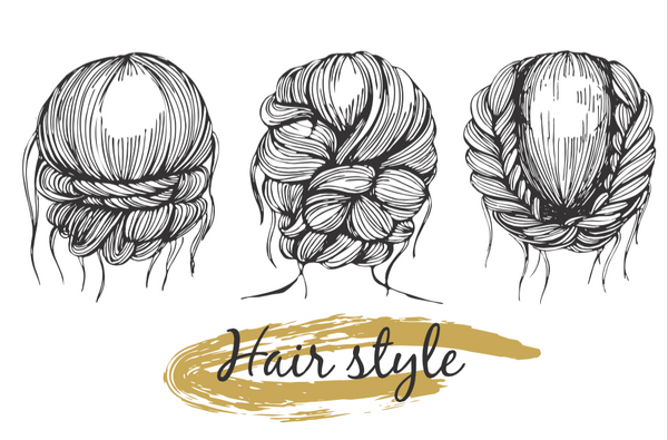 Easy Braided Bun Hairstyles