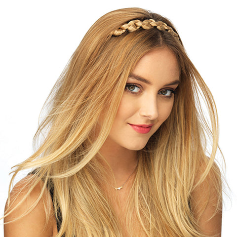 Braided Headband, Hairdo