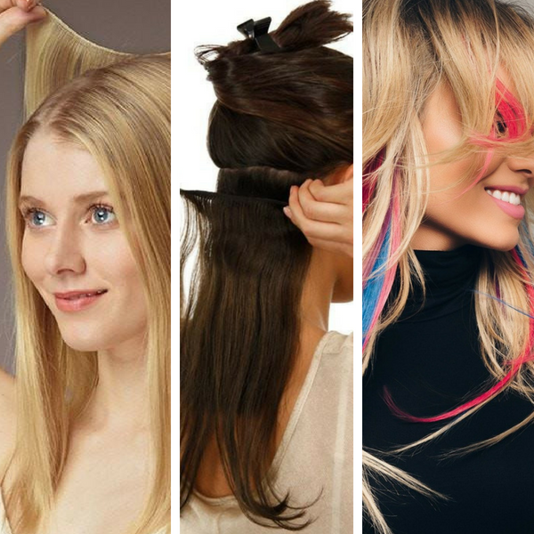 What Hair Extensions Are Right For Me Hair Extensions