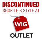 DISCONTINUED SHOP THIS STYLE AT WIG OUTLET