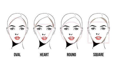 However, if there's anything that YouTube makeup tutorials have taught us, it's that knowing the shape of your face is essential when applying makeup.