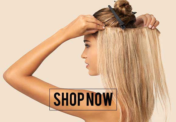 Shop All Clip In Hair Extensions | Do It Yourself System