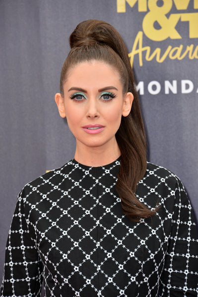 Alison Brie High Pony