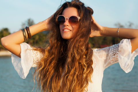 Long Wavy Hair Extensions
