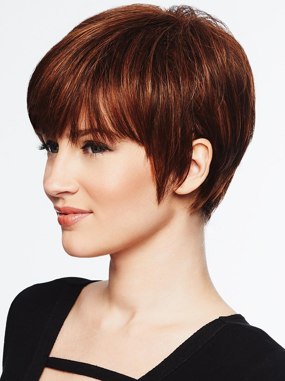 New By Hairdo Short Textured Pixie Cut Heat Friendly Wig Hair
