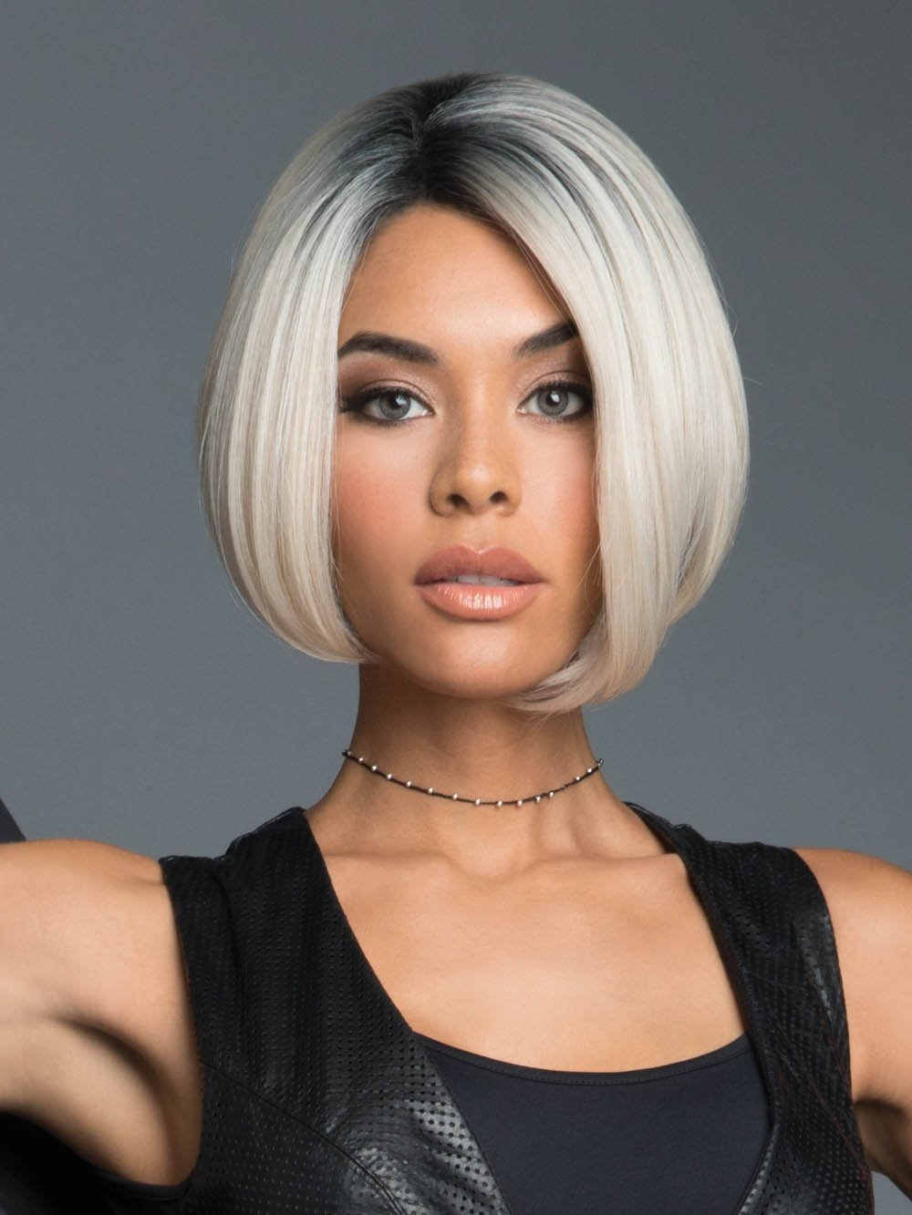 Fabulous By Revlon Colored Bob Wig With Lace Front