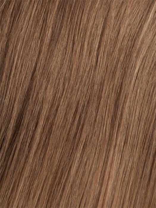 Color 06/30T = Medium Chestnut Brown tipped w/ Russet