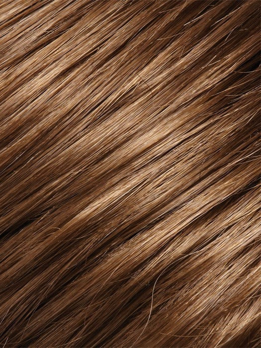 Color 10 = Luscious Caramel: Lt Brown