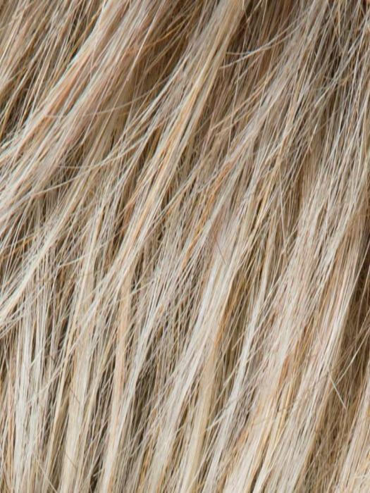 SANDY-BLONDE-ROOTED 16.22.14 | Medium Honey Blonde, Light Ash Blonde, and Lightest Reddish Brown blend with Dark Roots