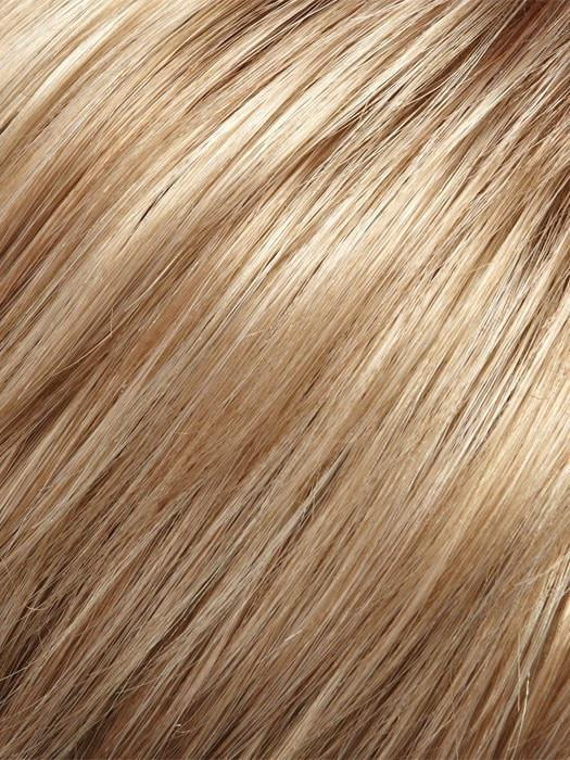 Color 14/24 = Blonde Crème Soda: Med Ash Blonde & Golden Blonde Blend