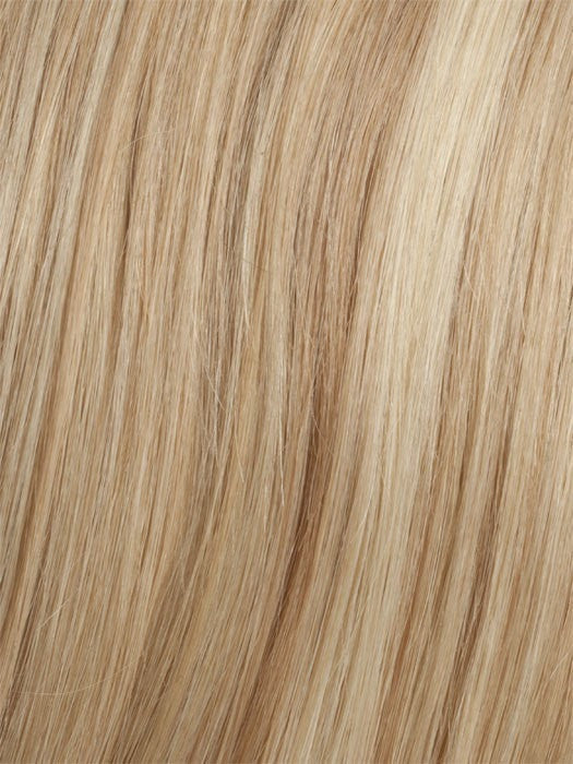 Color 14/24 = Honey Blonde blended w/ Light Golden Blonde