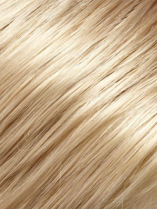 Color 16/22 = Banana Crème: Ash Blonde & Champagne Blonde Blend