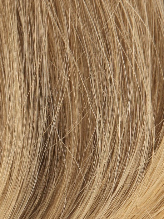 Color 18-Karat-Gold = Brown Blended w. Medium Blond Tones, Medium Blond Tip