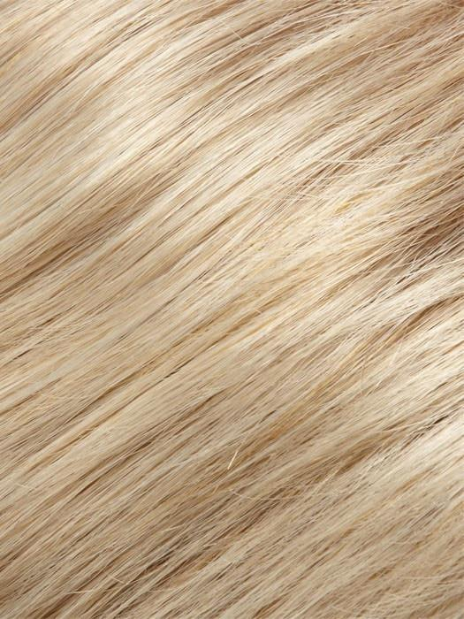 Color 22MB = Sesame: Champagne Blonde & Warm Platinum Blonde Blend