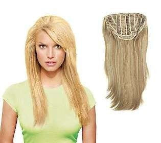 "25"" Layered Straight 1pc Clip In Extensions by Jessica Simpson"