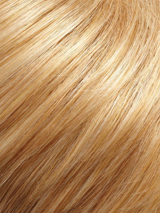 Color 24B/27C = Butterscotch: Honey Blonde & Strawberry Gold Blonde Blend