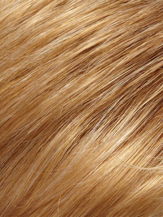 Color 27B = Light Golden Red Blonde