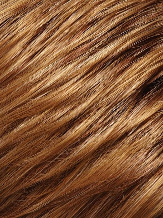Color 27MB = Dark Red Golden Blonde