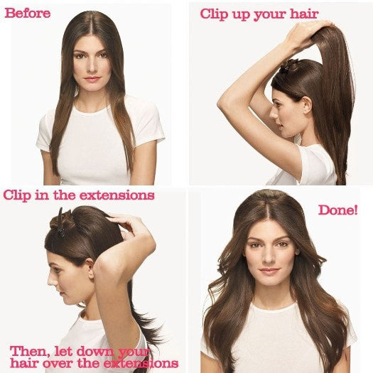 Mid length bump up the volume discontinued hair extensions mid length bump up volume by jessica simpson how to pmusecretfo Gallery