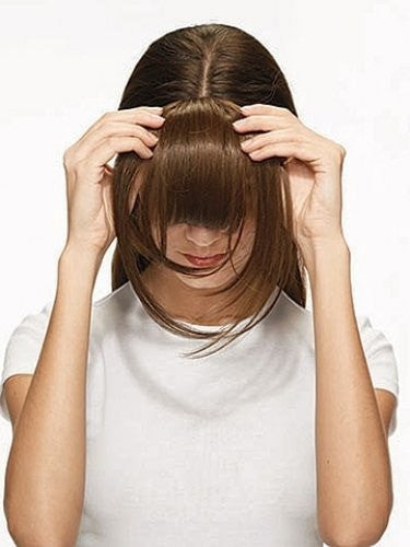 Clip In Bangs by Jessica Simpson