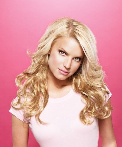 "Color N/A | 23"" Wavy Clip In Extension by Jessica Simpson"