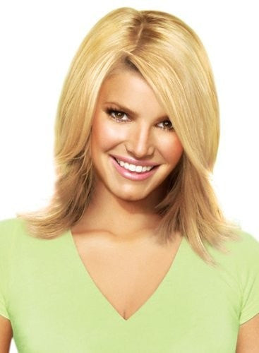 "Color N/A | 14"" Layered Flip Extensions by Jessica Simpson"