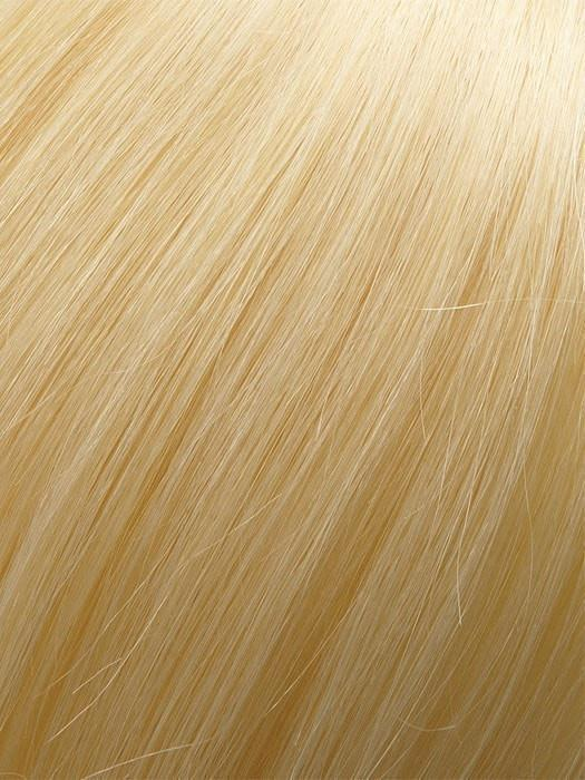 613RN WHITE CHOCOLATE NATURAL | Pale Natural Gold Blonde (Human Hair Renau Natural*)