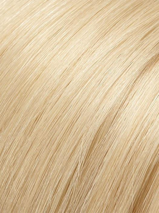 Color 613 = Warm Pale Natural Golden Blonde