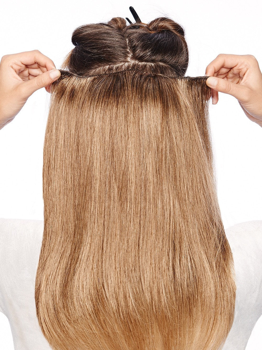 21 Straight Extension Hair Extensions