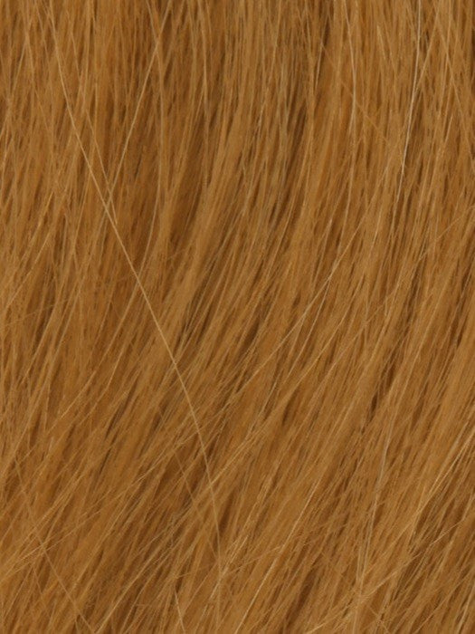 Color Dark-Rust = Light Brown / Blond / Red w. Light Copper Tones, Light Copper Tip