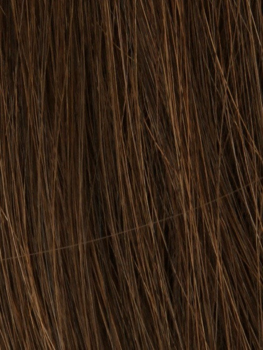 Color Ginger-Brown = Medium Auburn and Medium Brown 50/50 blend