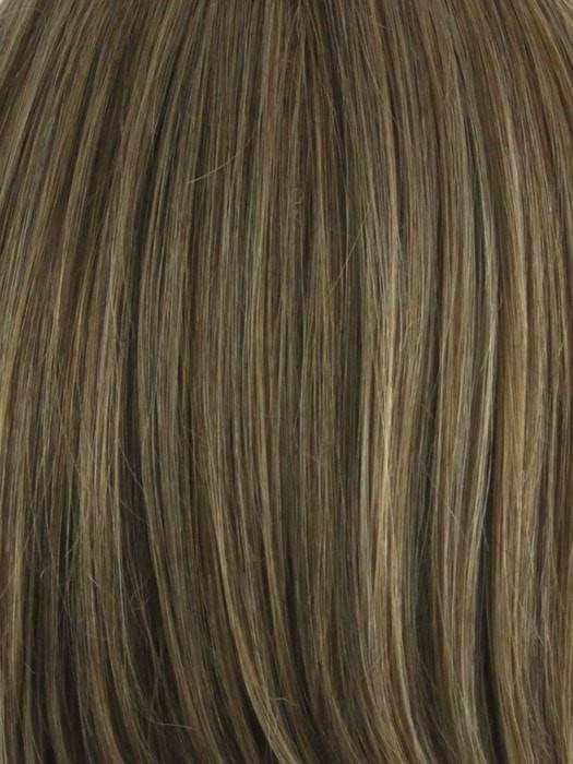 Color GL14-16 = Honey Toast: Dark Blonde with Golden highlights