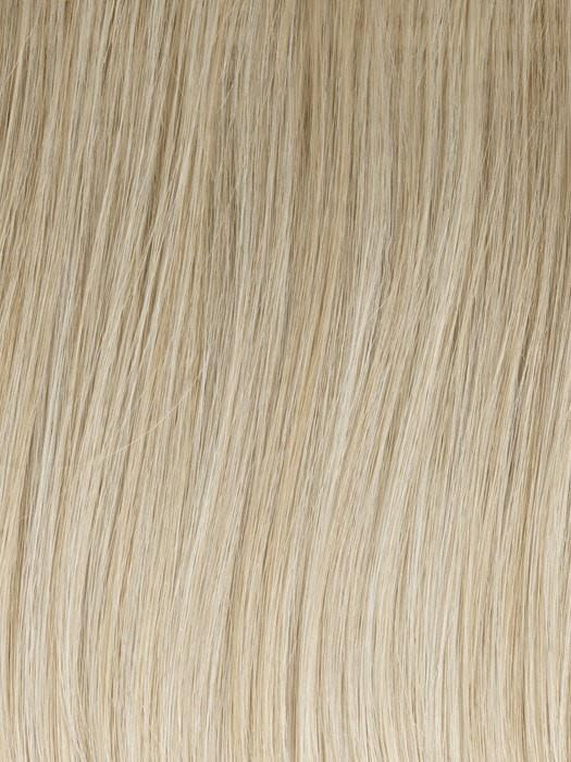 Color GL23-101 = Sunkissed Beige	: Beige Blonde with Platinum highlights