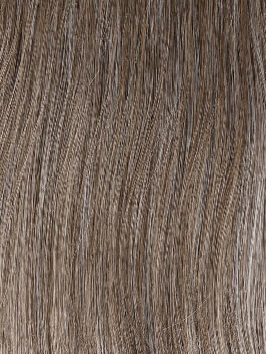 Color GL38-48 = Sugared Smoke: Lightest Brown with 75% grey