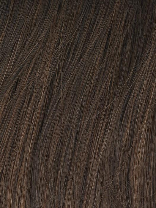 Color GL8-10 = Dark Chestnut: Rich, Dark Brown with Coffee highlights