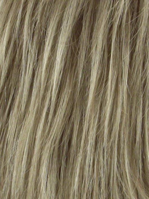 Color Gold-Blonde = Light Blond Blended w. Light Red Highlight Tones