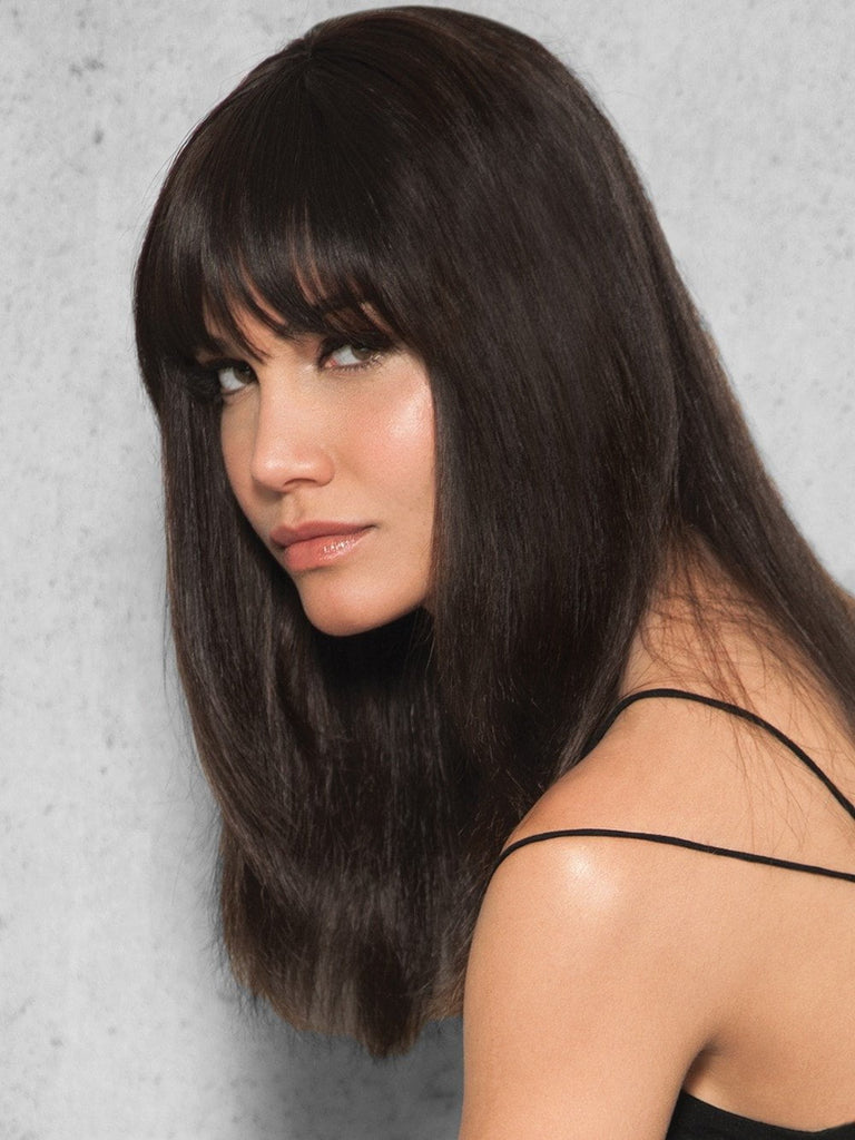 Color R3HH | Clip-In Human Hair Fringe/Bang by hairdo