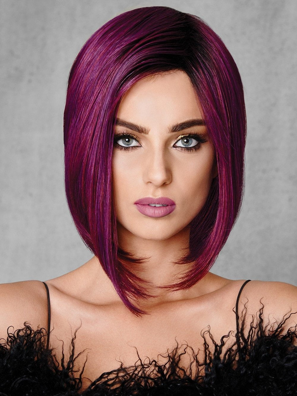 Midnight Berry By Hairdo New Colored Wig Hair Extensions