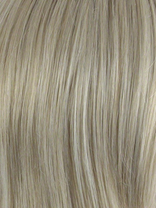 Color Light-Blonde = 2 toned blend of creamy blonde with champagne highlights