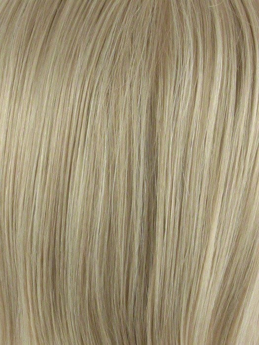 Color Medium-Blonde = 2 tone color with soft golden blonde and champagne blonde highlights