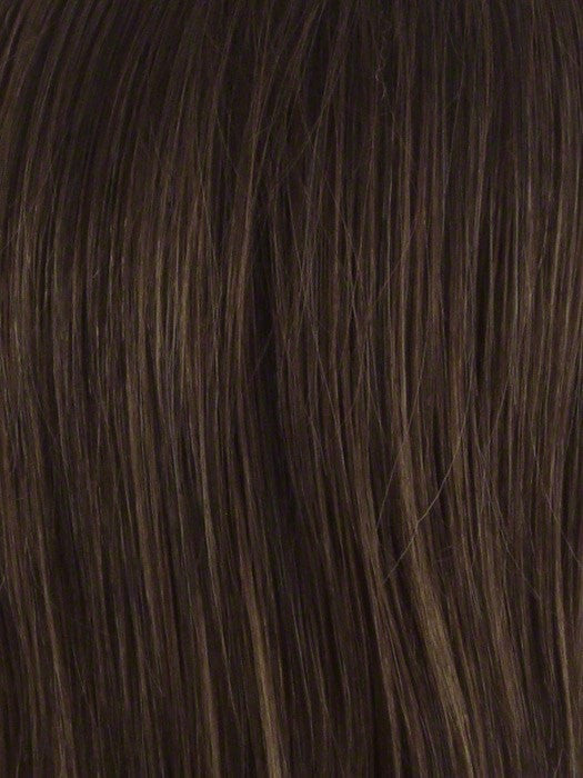 Color Medium-Brown = 3 tone blend with medium brown with natural brown highlights