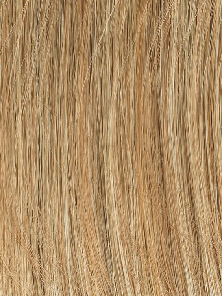 931 MEDIUM BLONDE | Golden blonde with lighter blonde highlights
