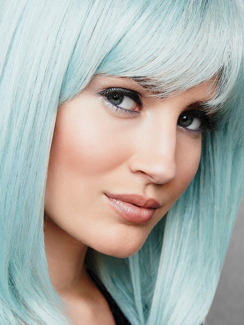 Mint To Be By Hairdo Colored Wigs Hair Extensions