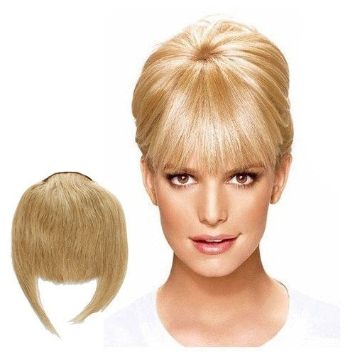Jessica Simpson clip in bangs | Color N/A