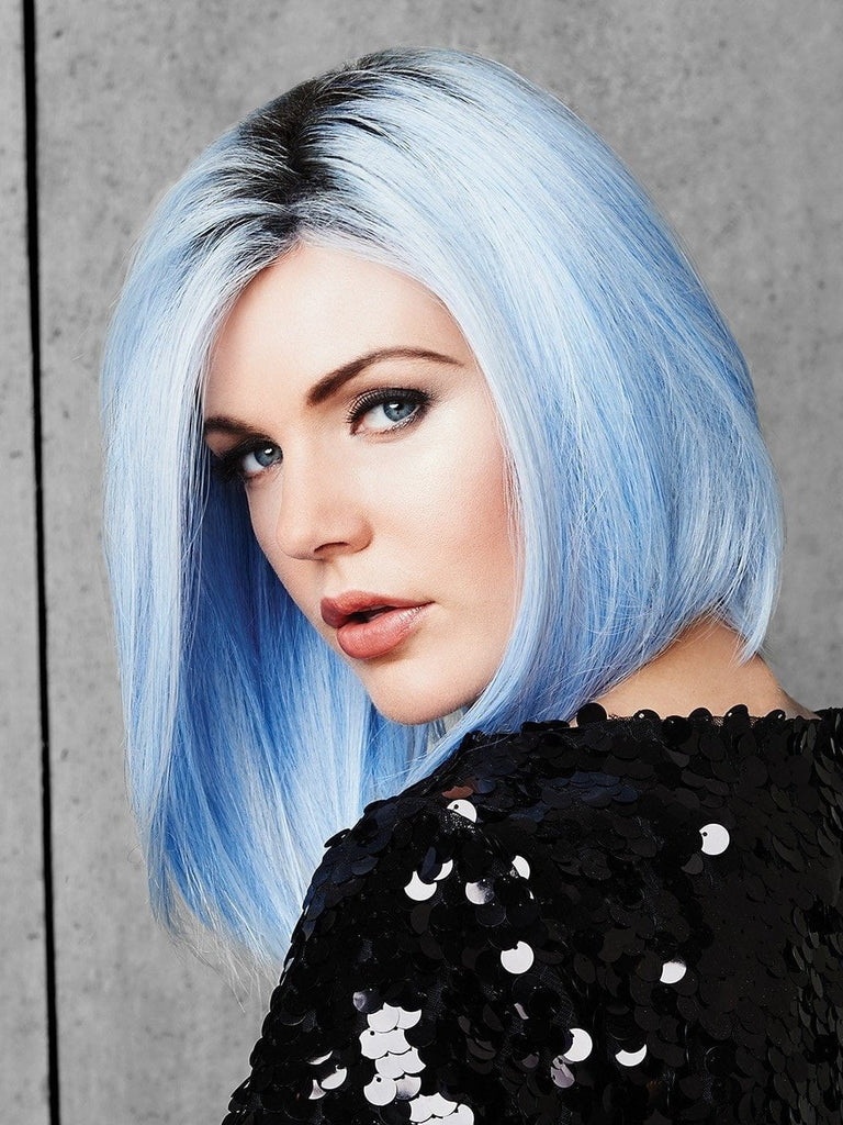 OUT OF THE BLUE by hairdo in color BLUE