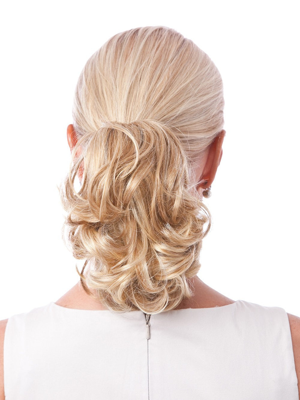 Pony curls by toni brattin ponytail hair extensions 931 medium blonde golden blonde with lighter blonde highlights pmusecretfo Gallery