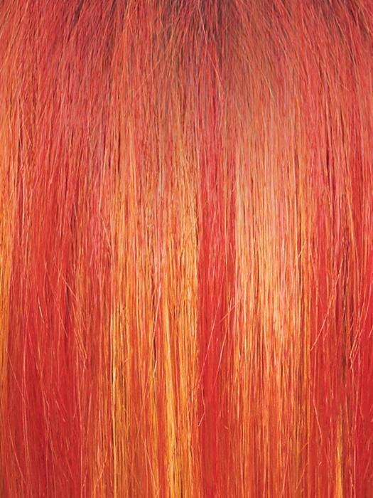 FIERCE FIRE | Shades of flaming orange