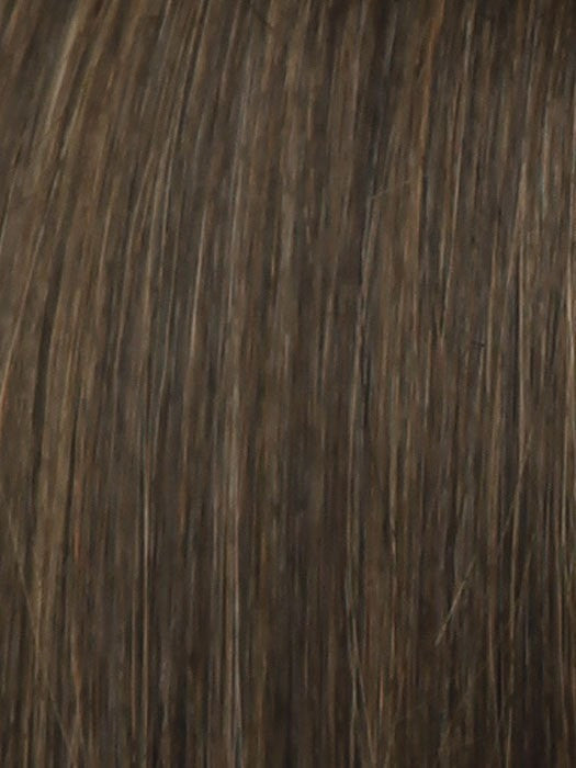 Color R10 = Chestnut: Rich dark brown with coffee brown highlights all over