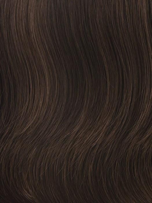 R10 - Chestnut - Rich Dark Brown with Coffee Brown highlights all over