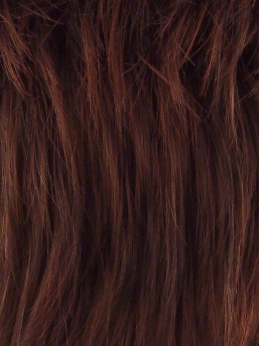 Color R130 = Dark Copper: Bright Reddish Brown with Subtle Copper Highlights
